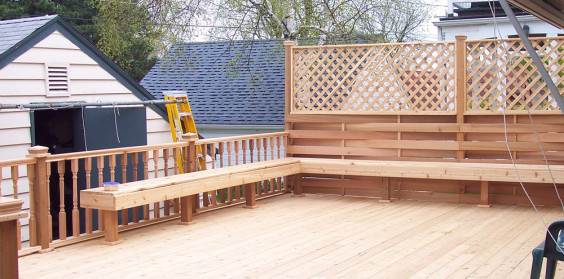 patio and deck builders