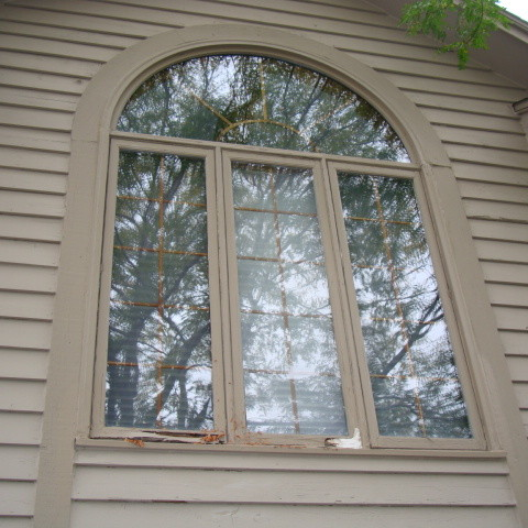 Before Old Roundtop Window