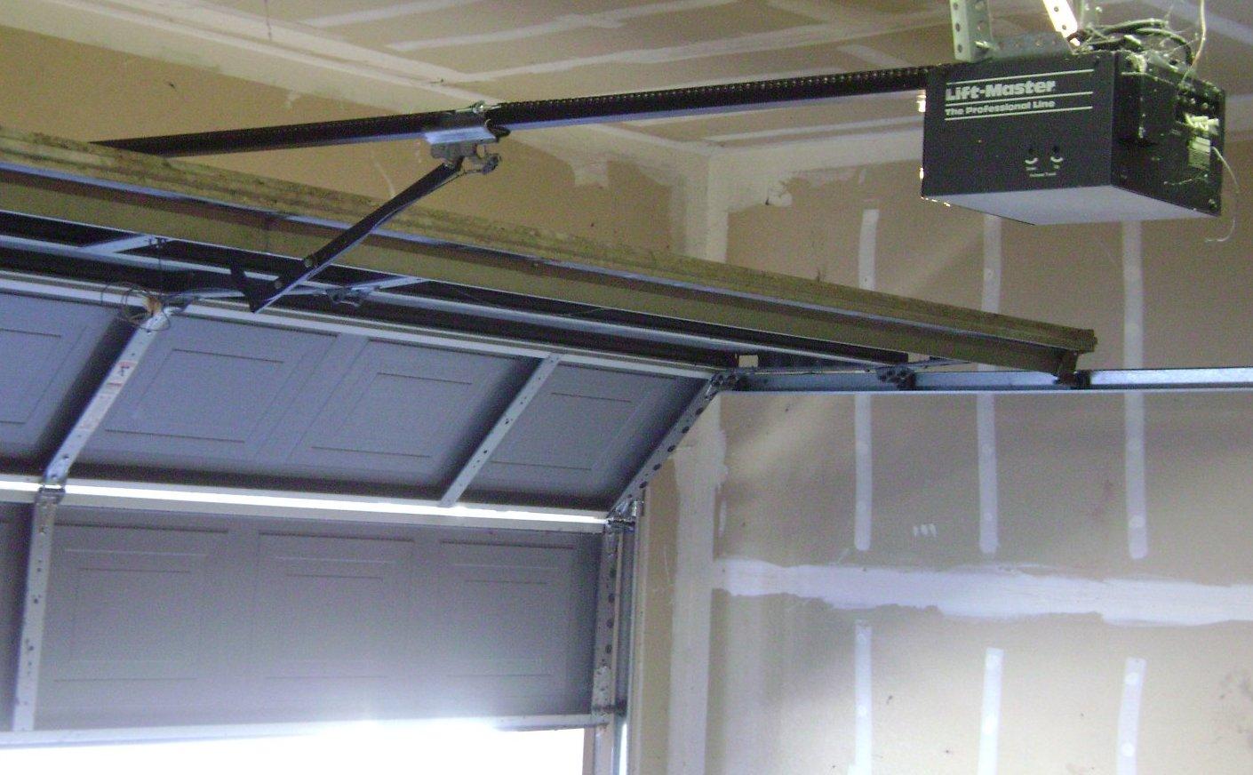 residential and commercial garage door openers