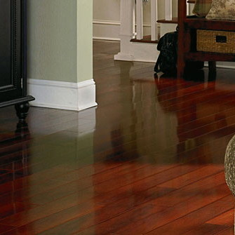 Mannington Laminate Kingston Mahogany