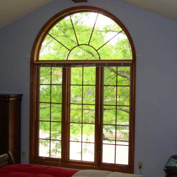 Roundtop Interior Window Replacement After