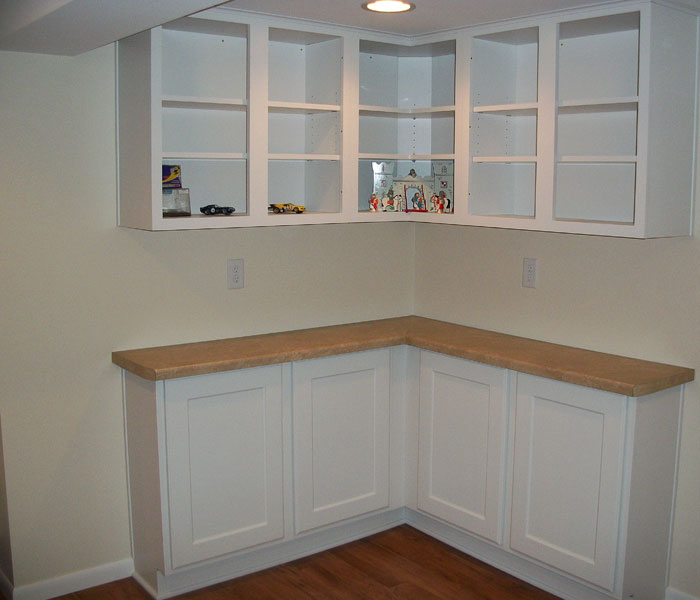 finsihed basement contractor