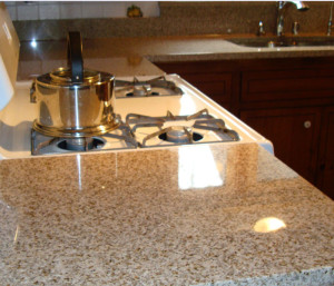 Granite can increase a homes value