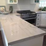 quartz counters installed